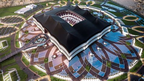 mondiali qatar  roba da sceicchi  magnifici stadi che ospiteranno  match foto