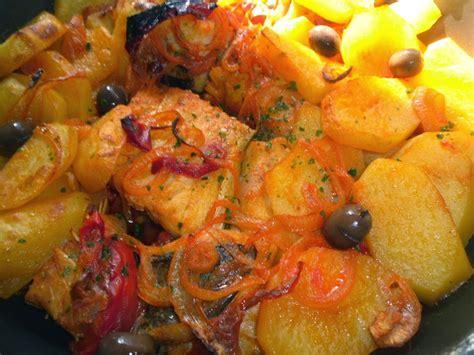 recette de cuisine portugaise facile morue au four à la portugaise en mode portugal