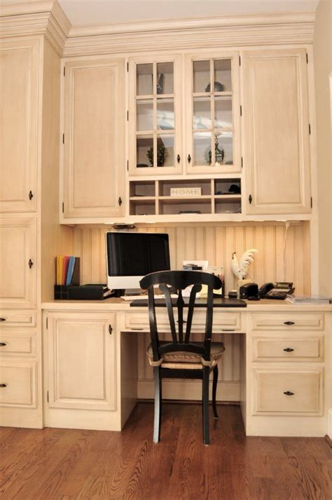 Built In Desk Cabinets by 9 Best Images About Living Room Desk Area On