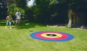 Grand Jeu Extérieur : jeu cible g ante avec disques frisbee sur ~ Melissatoandfro.com Idées de Décoration