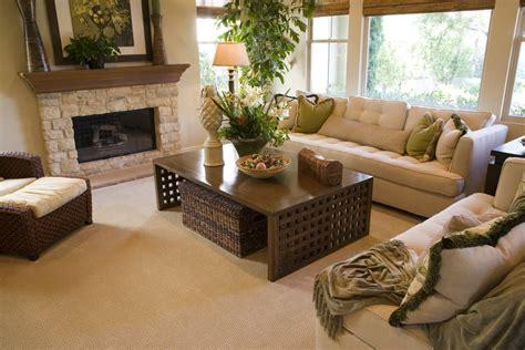 living rooms  carpet flooring