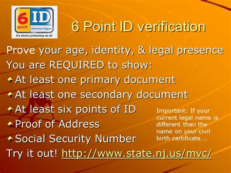Chapter 1 (pg 6-26) New Jersey Driver License System