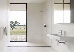 Fenetre Dans Douche : douche italienne avec fenetre ~ Melissatoandfro.com Idées de Décoration
