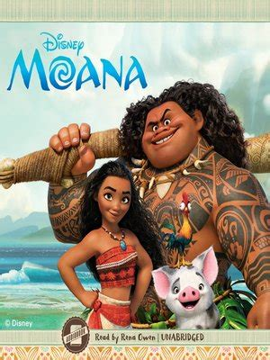 Moana by Disney Press · OverDrive: eBooks, audiobooks and ...
