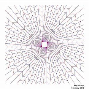 Origami Flasher  U00ab Embroidery  U0026 Origami