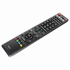 Generic Sharp Ga890wjsa Smart Tv Remote Control For Lc