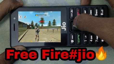 Now this free fire game available for jio phone. Free Fire 🔥🔥gameplay on JIO PHONE #howtoplayfreefireonjio ...