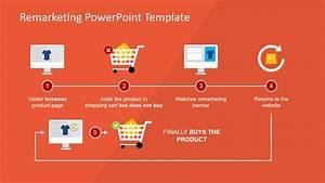 Flat Remarketing Powerpoint Template