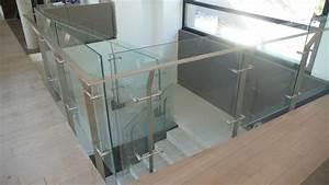 Garde Corps En Verre : tr aluminium ~ Melissatoandfro.com Idées de Décoration