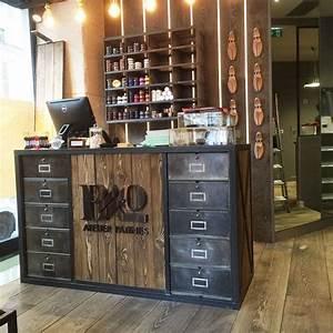 les 25 meilleures idees concernant agencement magasin sur With comptoir des indes meubles 3 la decoration