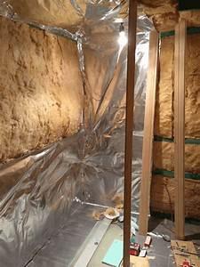 Wand Innen Dämmen : sauna teil 3 die saunakabine hausbau ein baublog ~ Lizthompson.info Haus und Dekorationen