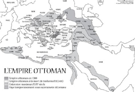 Empire Ottoman Histoire by A 11 Les Ottomans