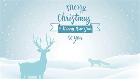 wallpaper merry christmas happy  year  hd