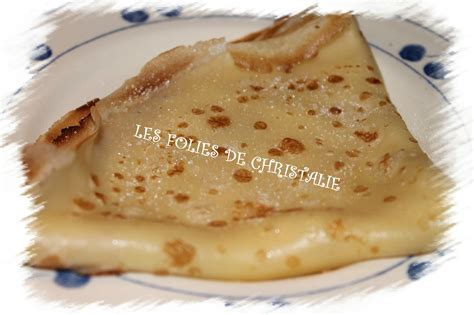 pate a crepes legeres