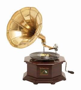 Antique Look Gramophone