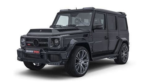 2017 Mercedes-amg G 65 Brabus 900ps