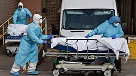 Coronavirus deaths pass 160,000