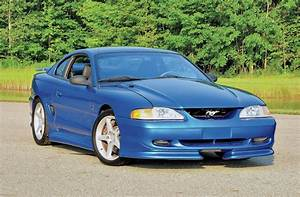 1994 Ford Roush Stage 3 Mustang - Old Blue Photo & Image Gallery