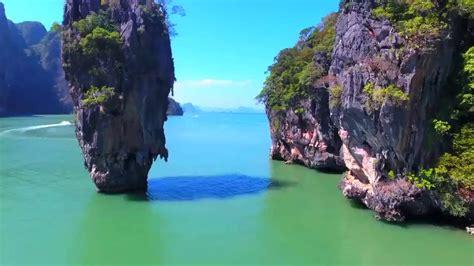 Phi Phi Islands And Phang Nga Bay Phuket Thailand