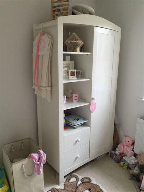 Nursery Armoire White by Nursery Wardrobe White Thenurseries