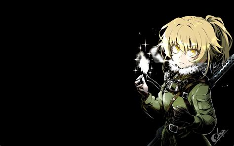 youjo senki hd wallpaper background image