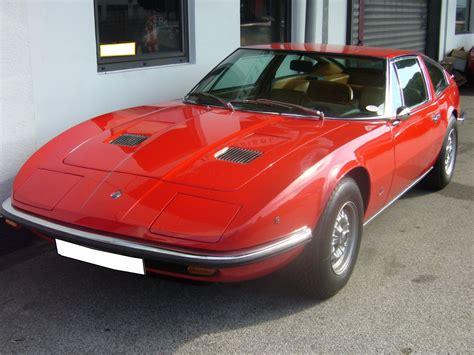 Maserati America by Maserati 4700 Indy America 1971 1973 Der Indy Wurde