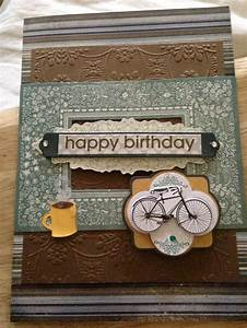 Hand Made Greeting Cards For Men Pinterst   Party ...