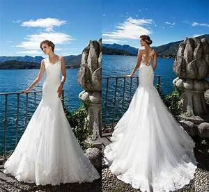 milla nova doriana 2017 beach mermaid wedding dresses With robe milla nova