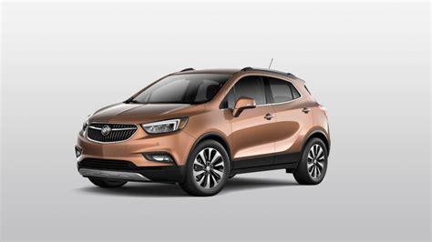 2018 Buick Encore Colors  Gm Authority