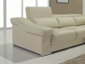 t136 modern brown leather sofa w pull out sofa bed With leather sectionals with pull out bed