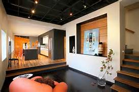 Hardwood Floors Sunken Living Room by A Complete Guide To A Perfect Bachelor Pad