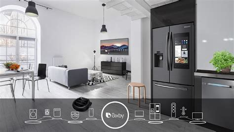 samsung bixby coming  ovens  robot cleaners  year
