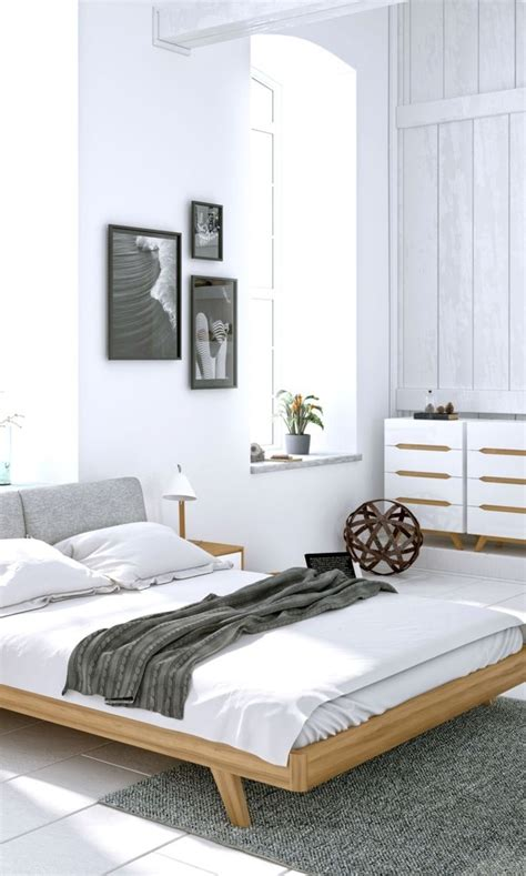 modern black and white bedroom modernes schlafzimmer einrichten aber nach welchen kriterien 19240   schlafzimmer ideen wei%C3%9Fe w%C3%A4nde wei%C3%9Fe bettw%C3%A4sche grauer teppich
