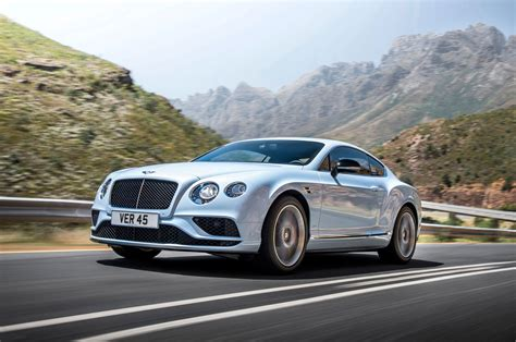 Updated Bentley Continental Gt Flying Spur Coming To 2018