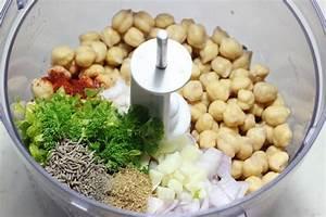 Falafel recipe How to make falafel recipe Chickpea