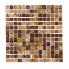 Jeffrey Court Verona 12 In X 12 In X 4 Mm Glass Mosaic