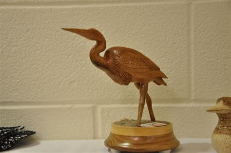 flower city seniors  wood carving show