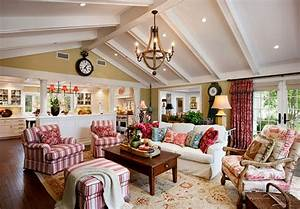 eclectic living room ideas with country furniture living With country living room furniture ideas