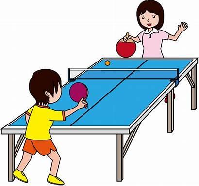 Tennis Table Clip Clipart Gratuit Clipartix