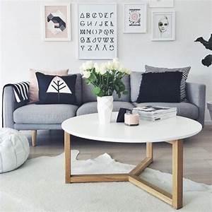 Salon Design Scandinave : salon scandinave 38 id es inspirations diaporama ~ Preciouscoupons.com Idées de Décoration