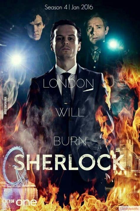 sherlock season holmes series wait bbc long why soooo fandom poster fanartists 9gag
