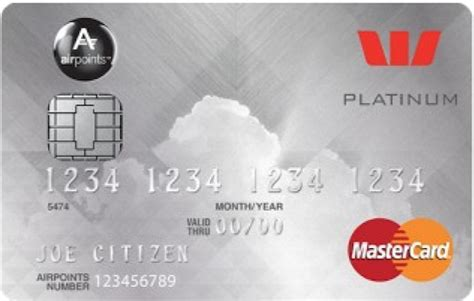 Westpac Airpoints Platinum Mastercard Electronic Business Card Scanner Free Janitorial Templates Etsy Shop Examples Editor Design Online For Email Signatures Industrial Engineer American Express Usa Images