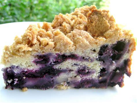 martha stewart blueberry pie  crumb topping