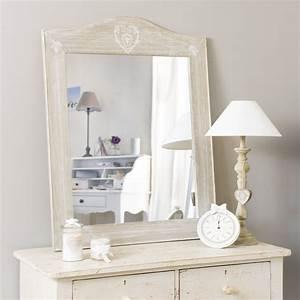 Miroir Baroque Maison Du Monde : miroir camille maison du monde miroir maison miroir bois ~ Melissatoandfro.com Idées de Décoration