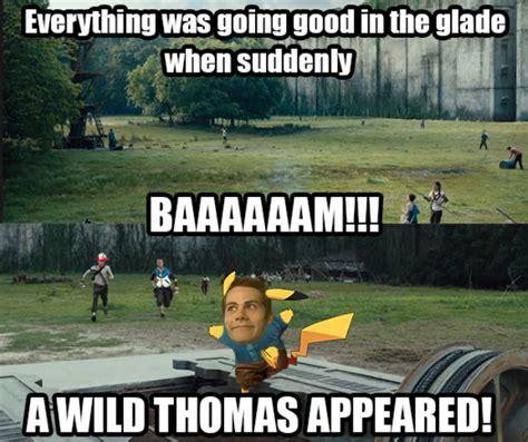 The Maze Runner Memes - tmr meme quotes