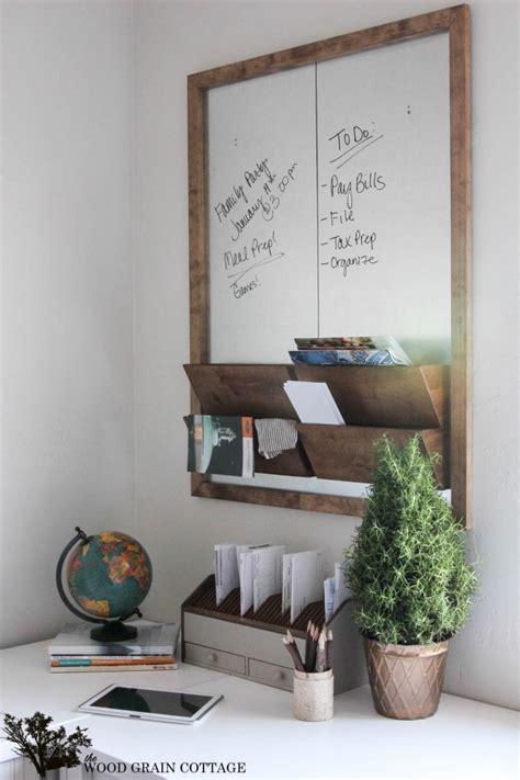 Office Wall Organizer by Diy Office Wall Organizer Message Center Tutorial Fox