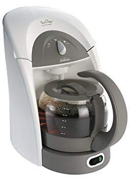 Best prices on white sunbeam in coffee makers. Sunbeam HTM3 Hot Tea Maker, White Review | Tea maker, Best ...