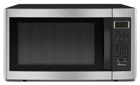Best Buy Countertop Microwaves by Amana 1 6 Cu Ft Countertop Microwave Oven Amc2166as