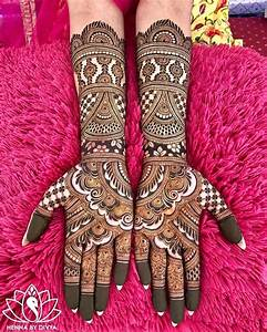 Best Mehndi Designs for Hands 2020 That You Must Try ...
