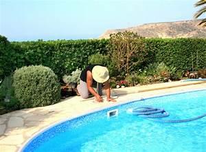 pool reinigen tipps zur poolreinigung garten tipps garten With französischer balkon mit garten pool de